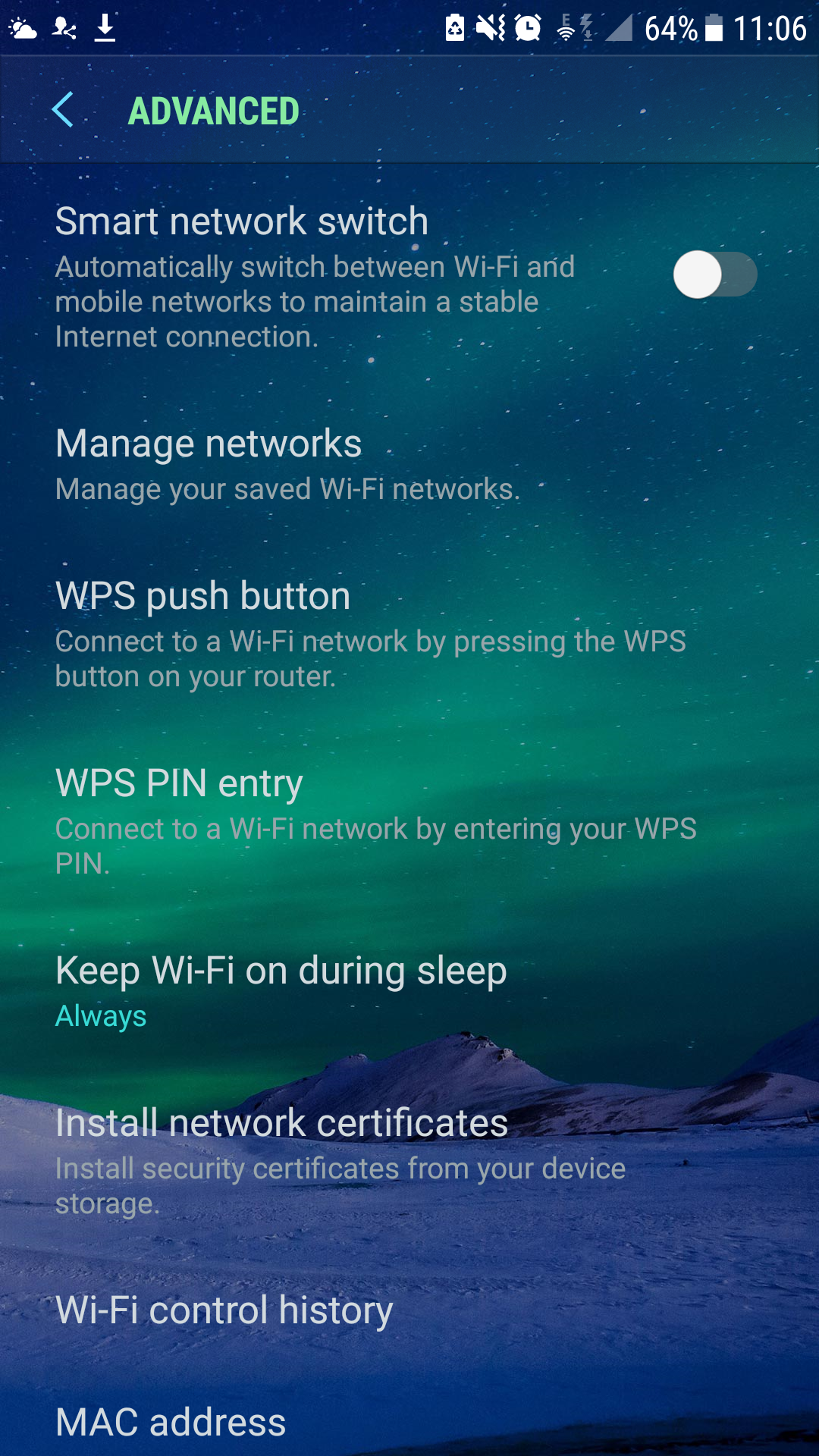 how to connect to hotel wifi on android